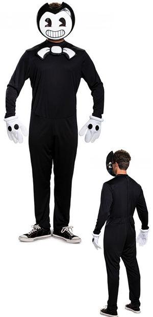 コスチューム LDS88006 Bendy Classic Adult Costume