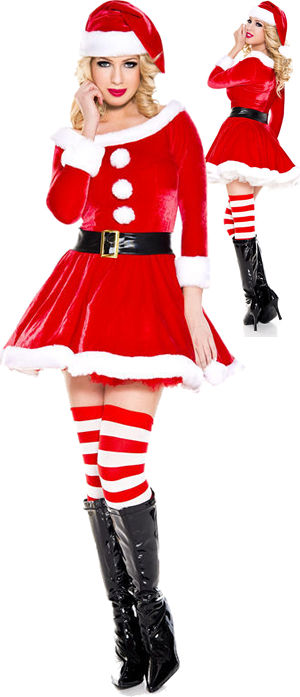 コスチューム LML70826 Santas Helper Costume