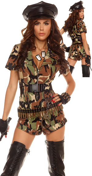 コスチューム LFP556434 War Ready Costume