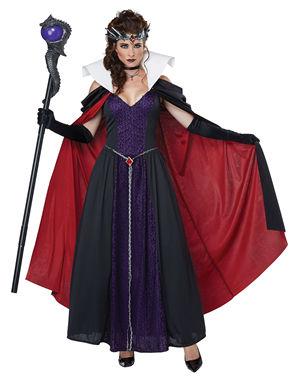 コスチューム LCC01430 Evil Storybook Queen Costume