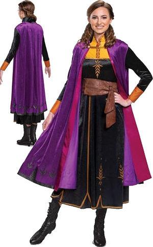 コスチューム LDS23210 Adult Ana Deluxe Costume