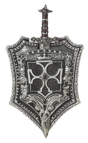 コスチューム LCC60318 Crusader Shield and Sword 18inch
