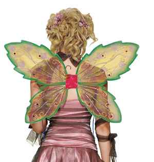 コスチューム LLA2093 Autumn Fairy Wings