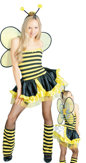 コスチューム JRU802122 Queen Bee Costume